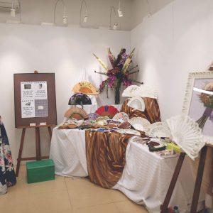 Inauguración exposición de arte floral