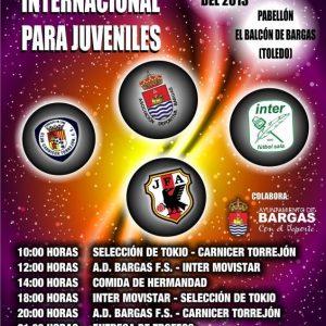 1er Torneo Internacional para juveniles