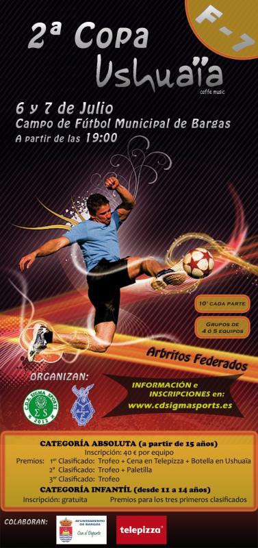 2ª Copa Ushuaia 2013