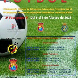 Campeonato Nacional Femenino de Fútbol de Selecciones Autonómicas