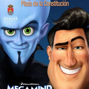 Cine familiar – Megamind