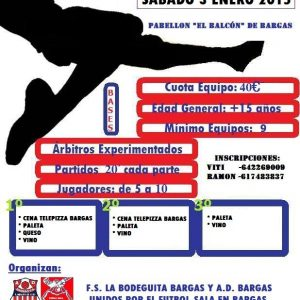 3er Maratón Futsal Navideño