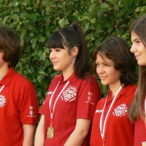 Cuatro ajedrecistas del Club de Bargas, a la selección regional.