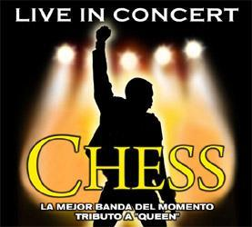 Tributo a Queen. Chess""""