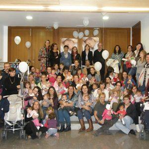 7ª Semana de la lactancia en Bargas 2011