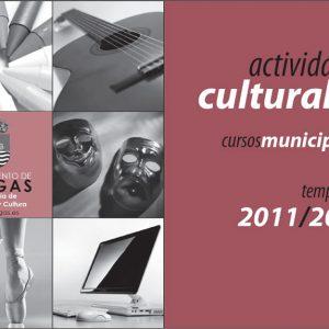 Actividades Culturales – Cursos Municipales 2011-12