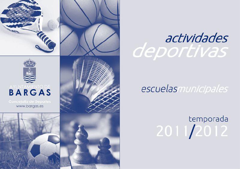 Actividades Deportivas 2011/12