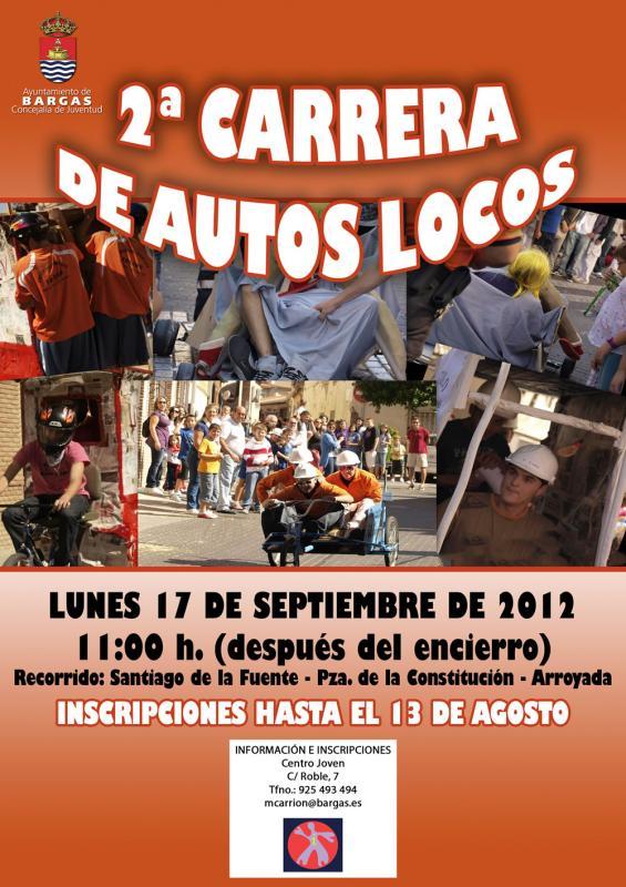 II Carrera de Autos Locos