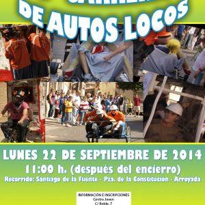 3ª CARRERA DE AUTOS LOCOS