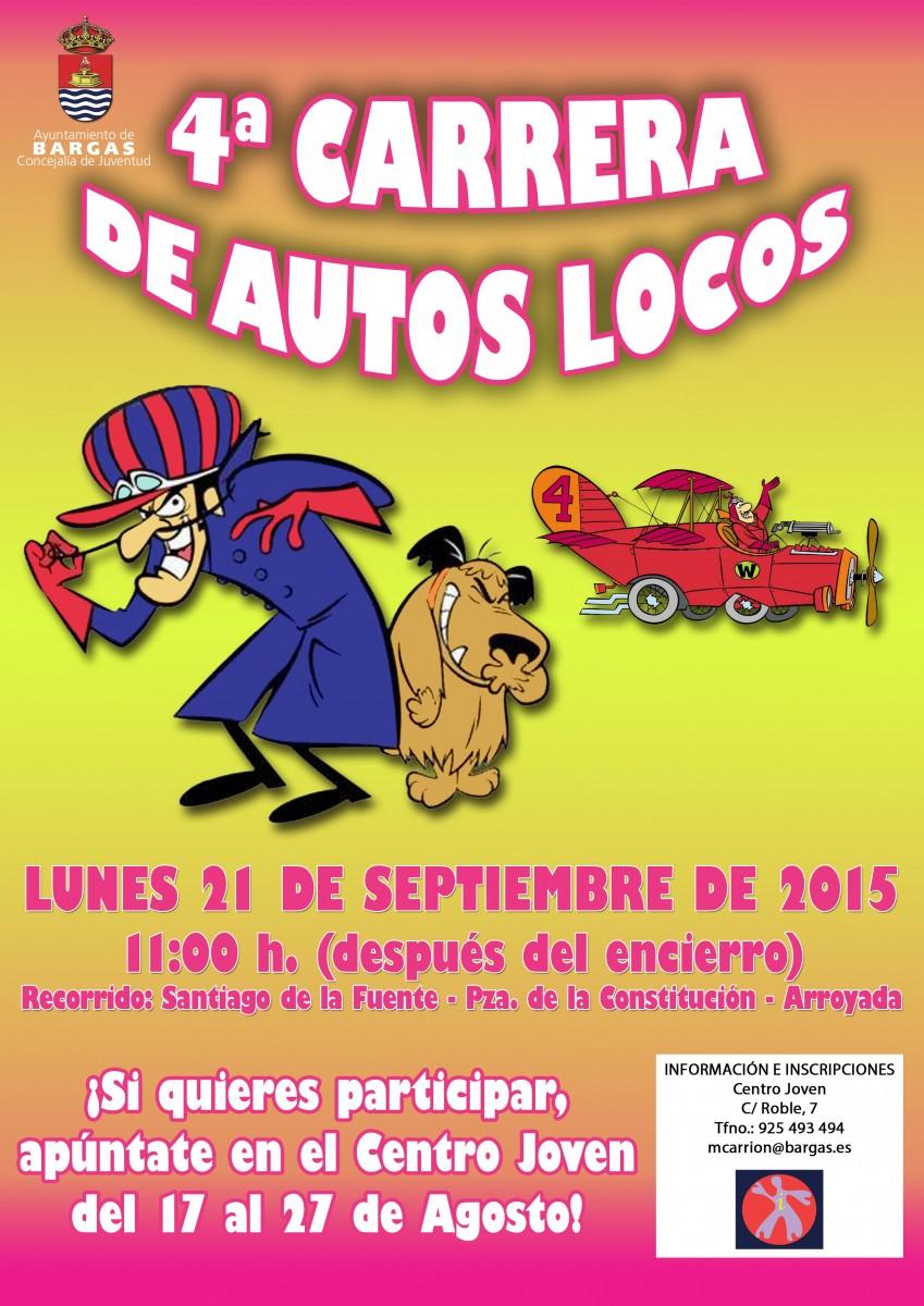 4ª Carrera de Autos Locos 2015