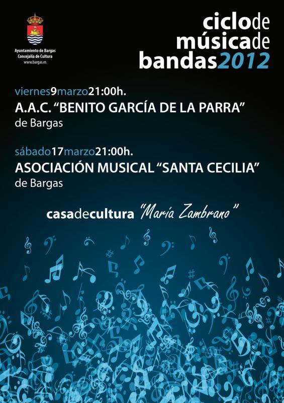 Ciclo de Música de Bandas 2012