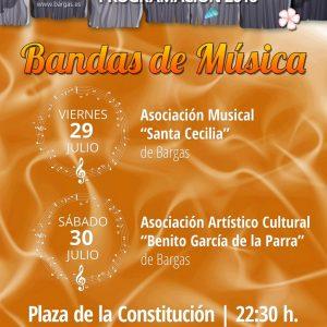 Bandas de Música – Verano Cultural 2016