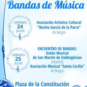 Bandas de Música – Verano Cultural 2015