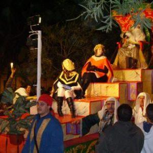Gran Cabalgata de Reyes