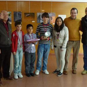 Campeonato provincial de ajedrez absoluto por equipos