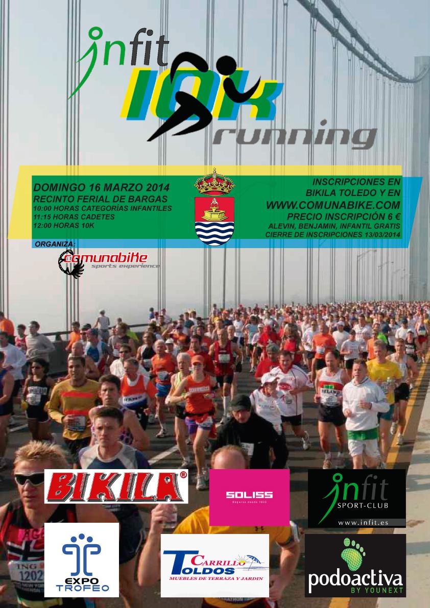 Carrera Infit 10K Running