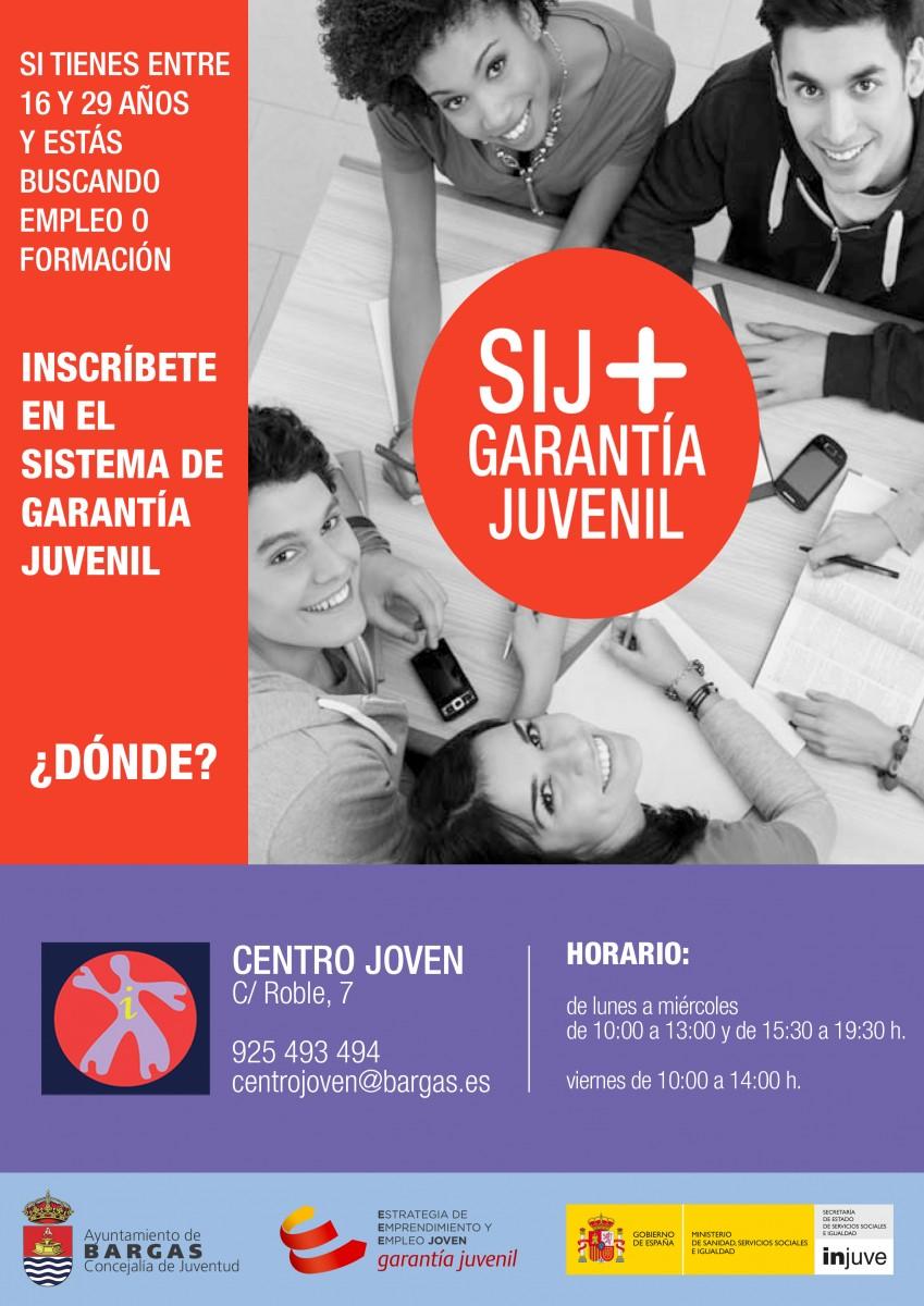 El Ayuntamiento de Bargas apuesta por el Empleo para Jóvenes con el Proyecto SIJ + Garantía Juvenil.