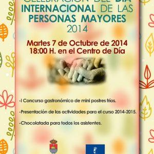 Celebración del Día Internacional de las Personas Mayores