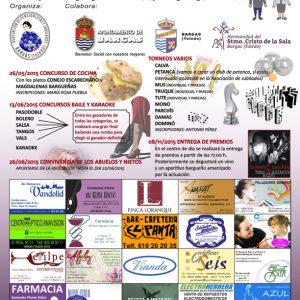 I Encuentro deportivo cultural de la tercera edad y pensionistas de Bargas