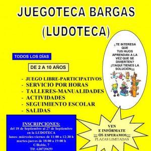 Juegoteca Bargas