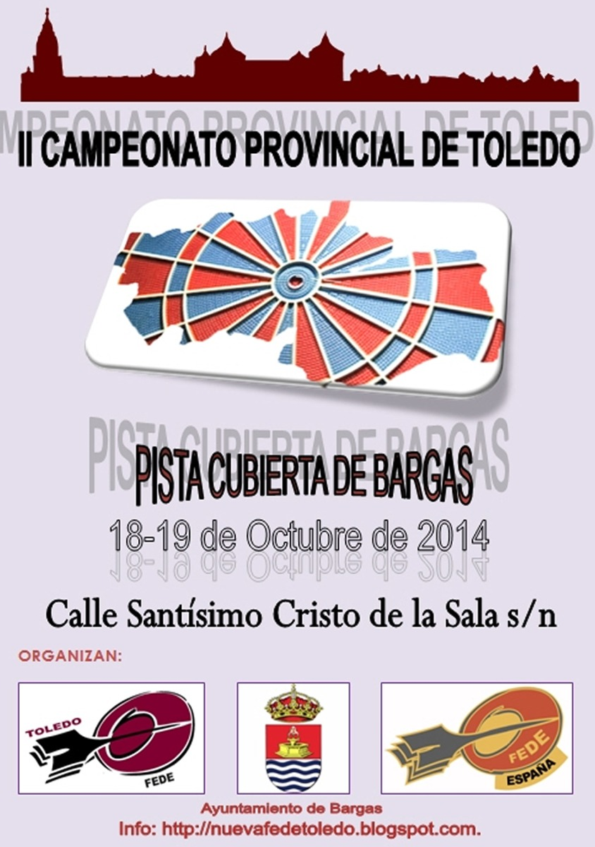 II Campeonato provincial de Toledo