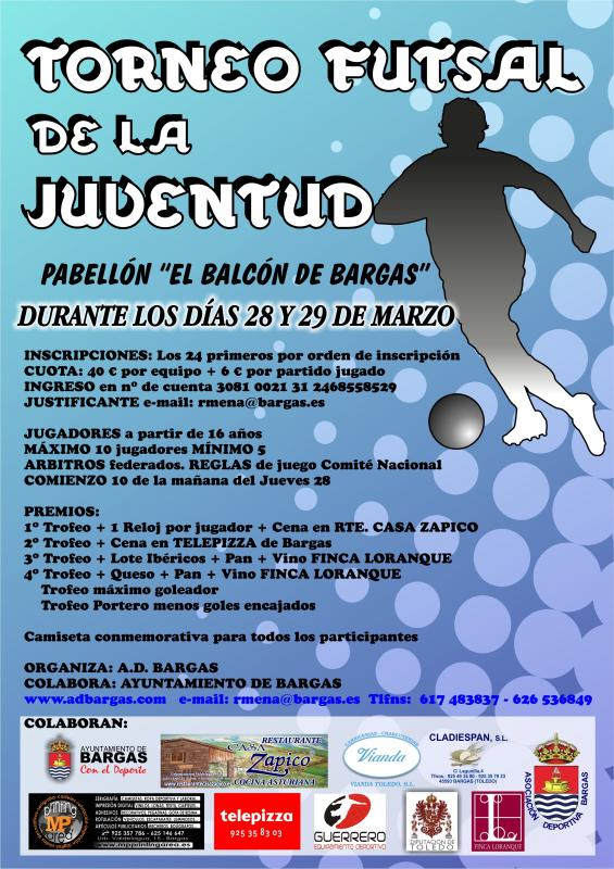 Torneo Futsal de la Juventud