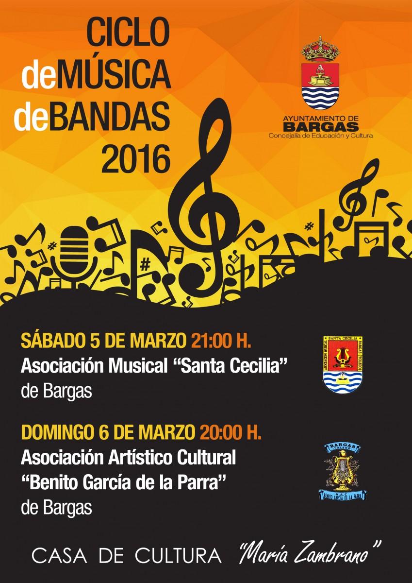 Ciclo de Bandas 2016