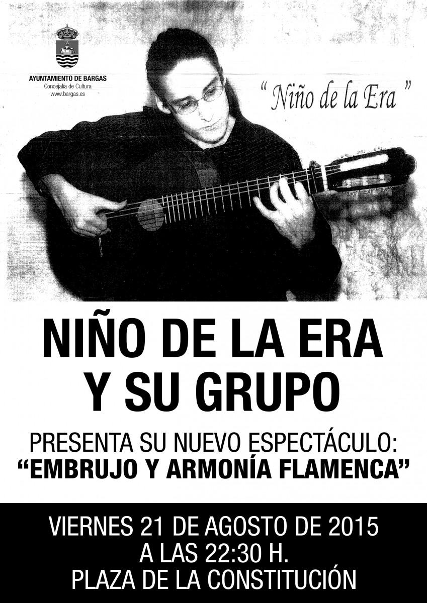 CONCIERTO FLAMENCO: Niño de La Era y su grupo