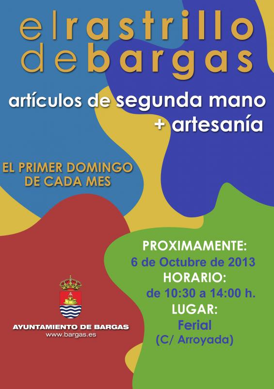 COMIENZA LA NUEVA TEMPORADA DEL RASTRILLO DE BARGAS 2013-14