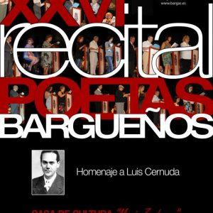 XXVI Recital de Poetas Bargueños