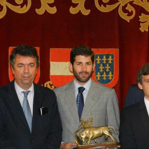 IX Edicion de la entrega de trofeos de la Feria Taurina de Bargas 2011 2011