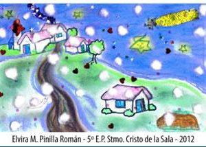 14º Concurso de Tarjetas Navideñas 2012