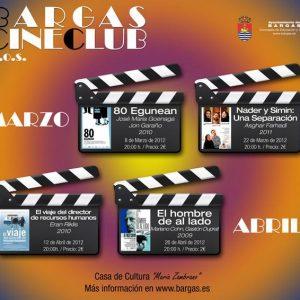 BARGAS CINE-CLUB 2012