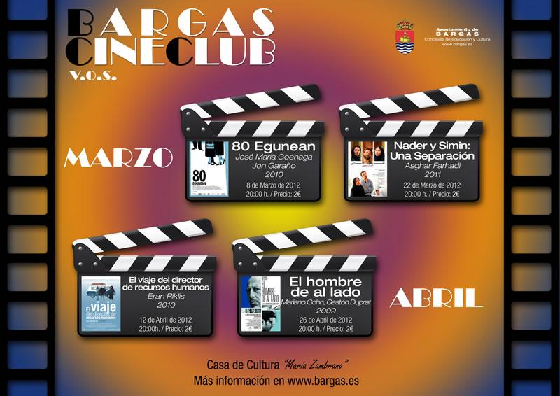BARGAS CINE-CLUB 2012