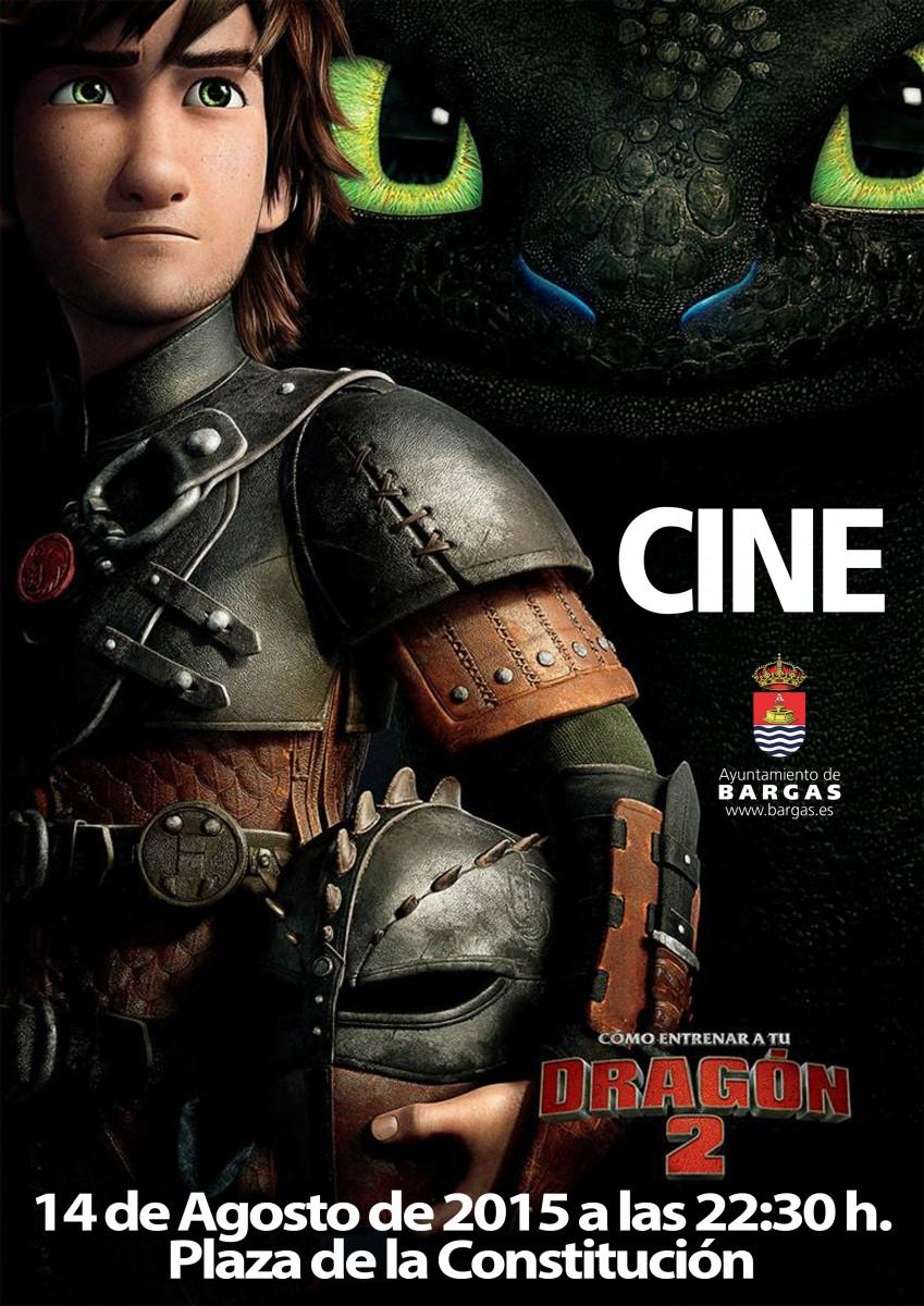 """CINE: Cómo entrenar a tu dragón II"""""""""""