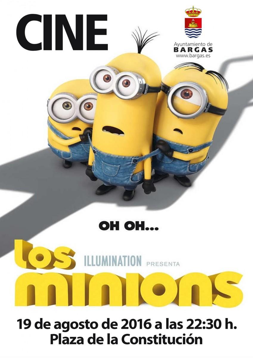 CINE: Los Minions