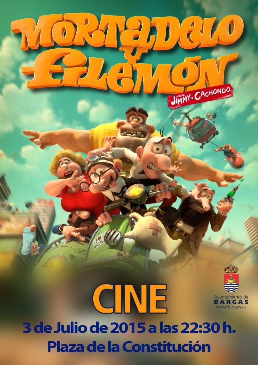 """CINE: Mortadelo y Filemón contra Jimmy el Cachondo"""""""""""