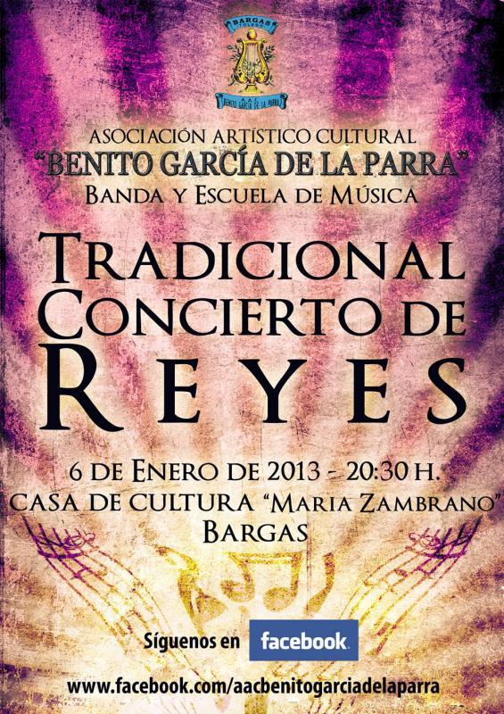 Tradicional Concierto de Reyes