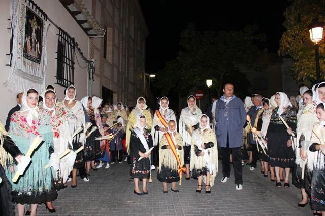 Fiestas Populares en honor del Stmo. Cristo de la Sala. 13-17 Septiembre 2013.