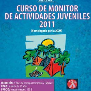 Curso de Monitor de Actividades Juveniles 2011
