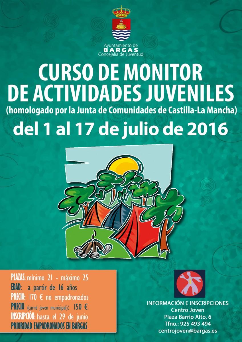 Curso de Monitor de Actividades Juveniles 2016