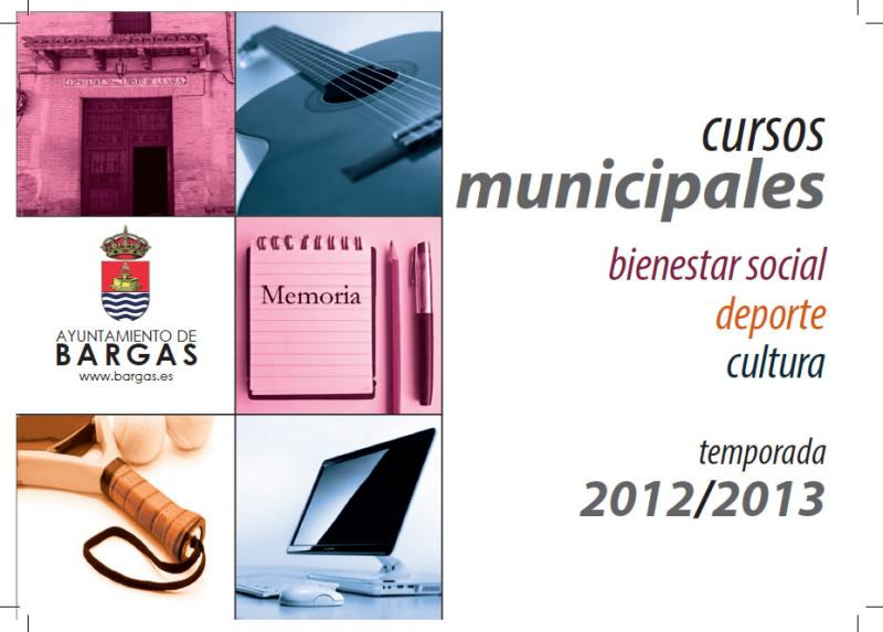 Cursos Municipales – Temporada 2012-2013