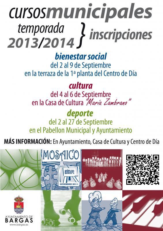Cursos Municipales 2013