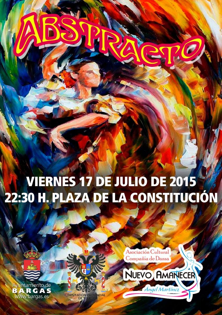 DANZA / BAILE ESPAÑOL / FLAMENCO: Abstracto»»