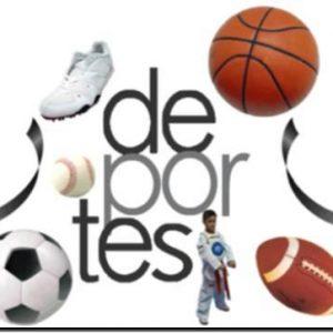 Listas de admitidos en los Actividades Deportivas 2012-13