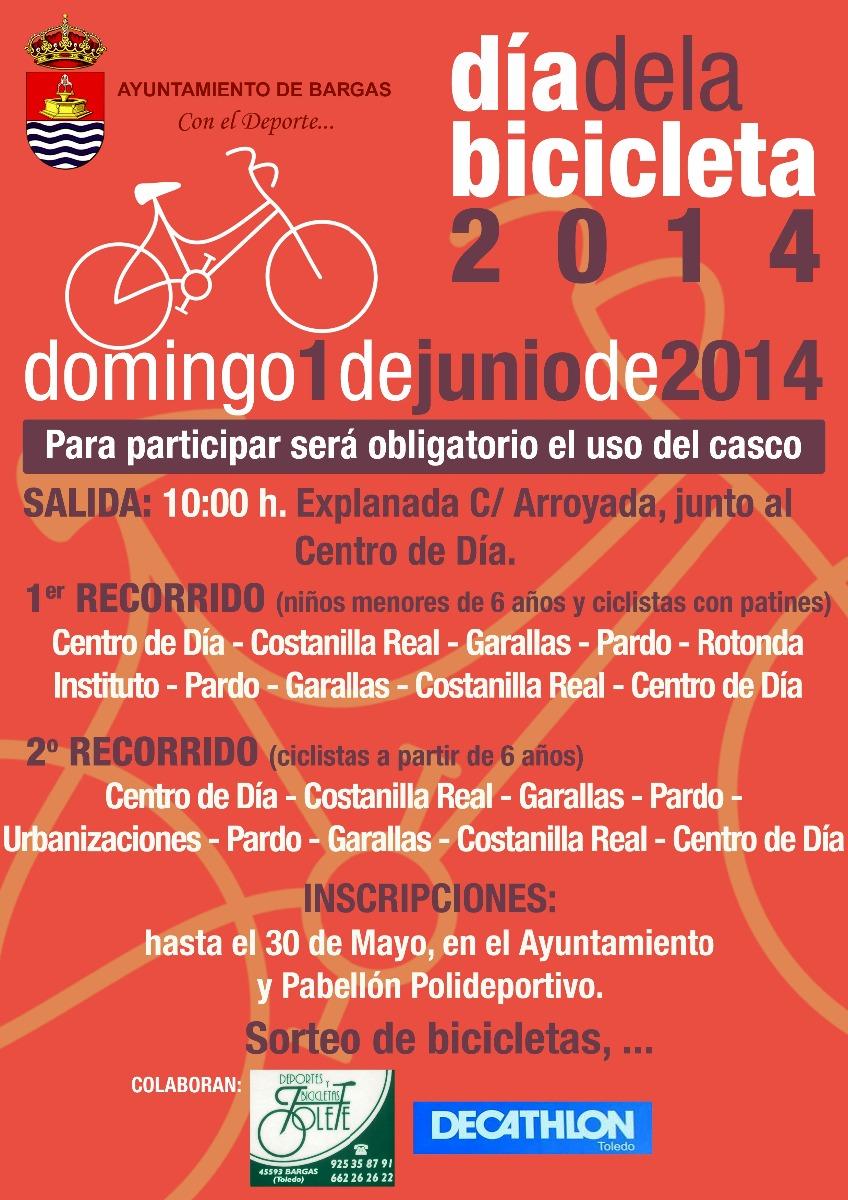 Día de la bicicleta 2014
