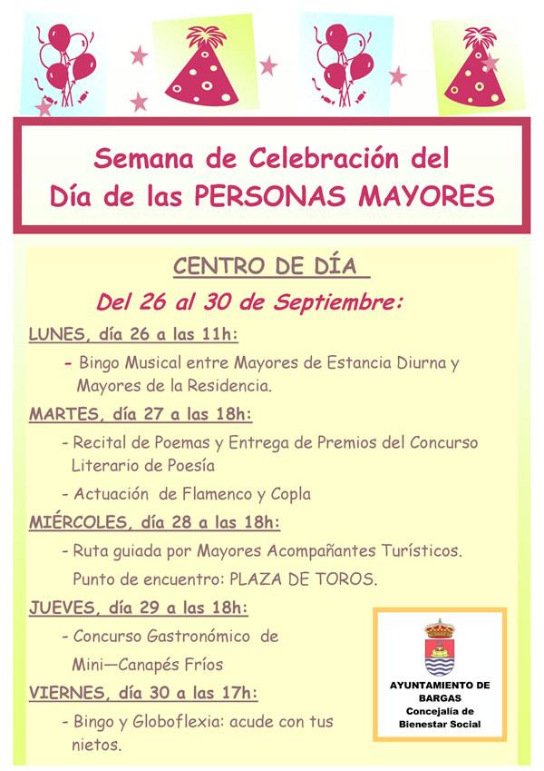 Celebraciones del Día de las Personas Mayores