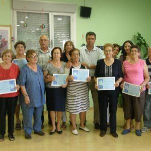 Celebración del Día de las PERSONAS MAYORES 2012