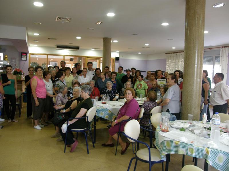 Éxito de participación el las jornadas organizadas para los mayores