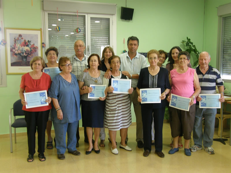Bargas celebra el día internacional de las personas mayores